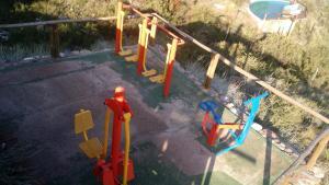 Terrazas de Encalada, Шале  Cacheuta - big - 86