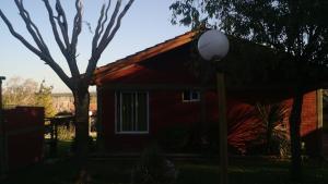Terrazas de Encalada, Шале  Cacheuta - big - 88