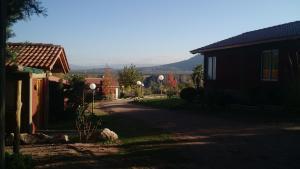 Terrazas de Encalada, Шале  Cacheuta - big - 94