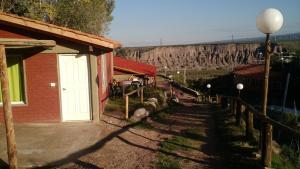 Terrazas de Encalada, Шале  Cacheuta - big - 96