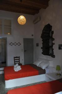Apano Vrysi, Apartments  Tinos Town - big - 12