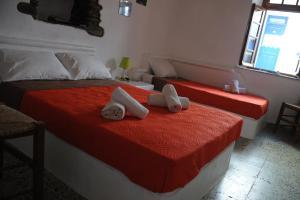 Apano Vrysi, Apartmány  Tinos Town - big - 14
