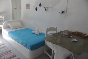 Apano Vrysi, Apartments  Tinos Town - big - 17