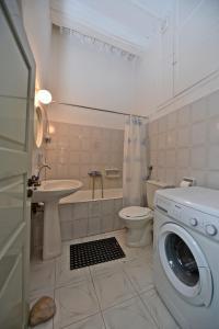 Apano Vrysi, Appartamenti  Tinos Town - big - 19