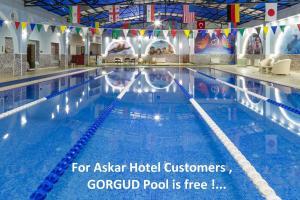 Отель Askar - фото 19