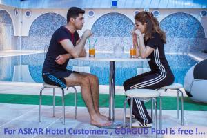 Отель Askar - фото 21