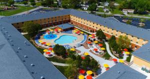 Cedar Point's Express Hotel, Hotels  Sandusky - big - 40