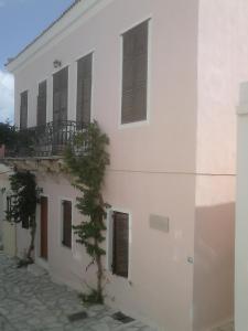 Apano Vrysi, Apartmány  Tinos Town - big - 27