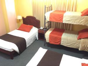 Hotel Betania, Hotel  Zamora - big - 7