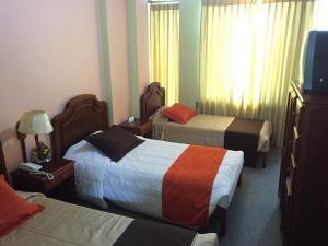 Hotel Betania, Hotel  Zamora - big - 8