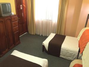 Hotel Betania, Hotely  Zamora - big - 11