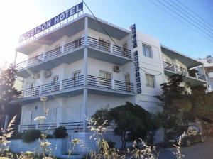 Poseidon Hotel, Hotely  Herakleion - big - 39