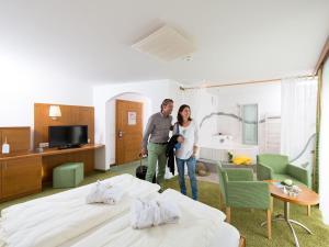Hotel Rockenschaub - Mühlviertel, Szállodák  Liebenau - big - 22