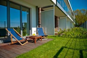 BlueApart Apartamenty Na Plaży Jastarnia, Apartmanok  Jastarnia - big - 83