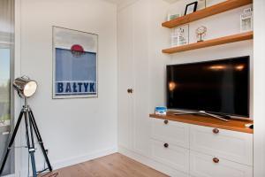 BlueApart Apartamenty Na Plaży Jastarnia, Apartmanok  Jastarnia - big - 90