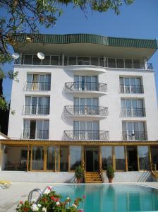 Отель Симеиз - фото 17