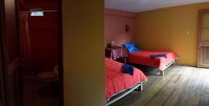 Munay Tambo Casa Hospedaje, Guest houses  Ollantaytambo - big - 10