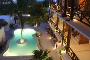Tierra Mia, Hotel  Isola Holbox - big - 1