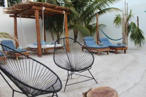 Tierra Mia, Hotel  Isola Holbox - big - 36