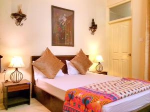 The Buddhayan Villa, Апартаменты  Джайпур - big - 24