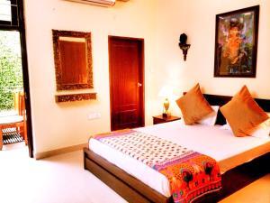 The Buddhayan Villa, Апартаменты  Джайпур - big - 32