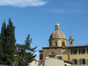 Apartment Oltrarno Firenze, Apartmány  Florencie - big - 19