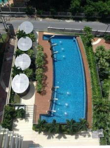 Peak Towwer, Apartmány  Pattaya South - big - 13
