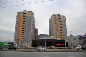 Apartment on Yamasheva