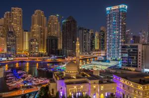 Superior Apartment - Manchester Tower - Dubai