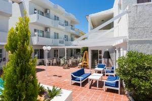 Castello Bianco Aparthotel, Apartmánové hotely  Platanes - big - 37