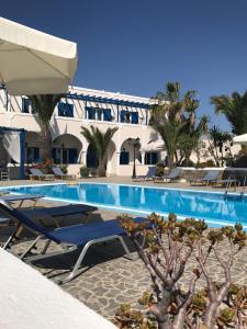 Villa Ilios, Affittacamere  Fira - big - 10