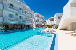 Castello Bianco Aparthotel, Apartmánové hotely  Platanes - big - 35