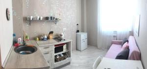 Apartment on 7th Proseka st., Апартаменты  Самара - big - 6