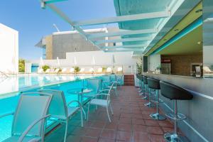 Castello Bianco Aparthotel, Apartmánové hotely  Platanes - big - 31
