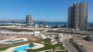 Gran Marina Peñuelas, Апартаменты  Coquimbo - big - 9