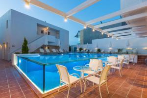 Castello Bianco Aparthotel, Apartmánové hotely  Platanes - big - 33