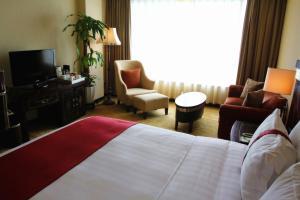 Holiday Inn Chengdu Century City West, Szállodák  Csengtu - big - 5