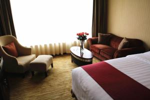 Holiday Inn Chengdu Century City West, Hotely  Čcheng-tu - big - 10