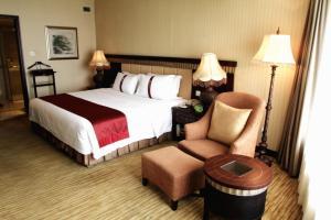 Holiday Inn Chengdu Century City West, Szállodák  Csengtu - big - 7