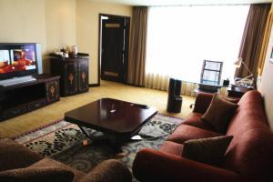 Holiday Inn Chengdu Century City West, Szállodák  Csengtu - big - 6