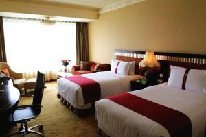 Holiday Inn Chengdu Century City West, Szállodák  Csengtu - big - 12