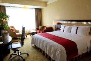 Holiday Inn Chengdu Century City West, Szállodák  Csengtu - big - 4