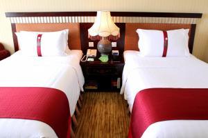 Holiday Inn Chengdu Century City West, Szállodák  Csengtu - big - 11
