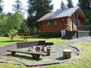 obrázek - Andersen's Evergreen Cabin