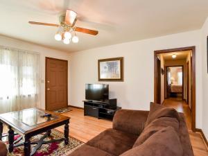 Ranch-Style House on East Side Home, Ferienhäuser  Nashville - big - 19
