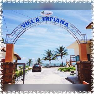 Villa Impiana Perupok, Vily  Kampong Binjai - big - 5