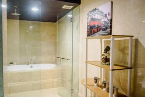 AYANA Residences Luxury Apartment, Apartmány  Jimbaran - big - 97