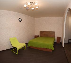 Omsk Sutki Apartments on Karla Marksa 87A