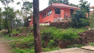Namma Chikmagaluru NC-GRH, Проживание в семье  Attigundi - big - 1