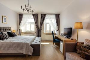 Stylish & Modern Studio Apartments Old Town, Apartments  Vilnius - big - 82